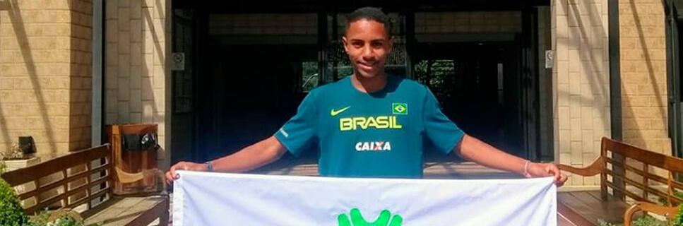 Conheça o atleta Douglas Henrique